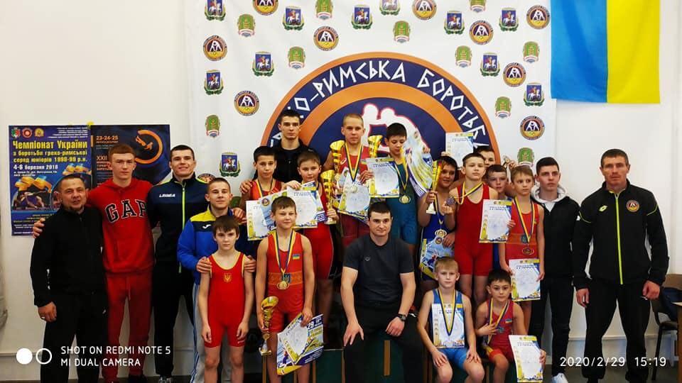 Всеукраїнський турнір з греко-римської боротьби Миронівка - 2020. Фото