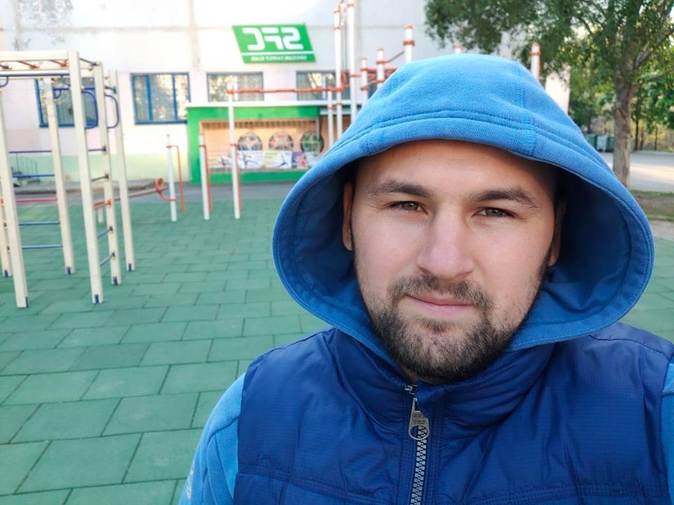Сергій Яценко. Фото