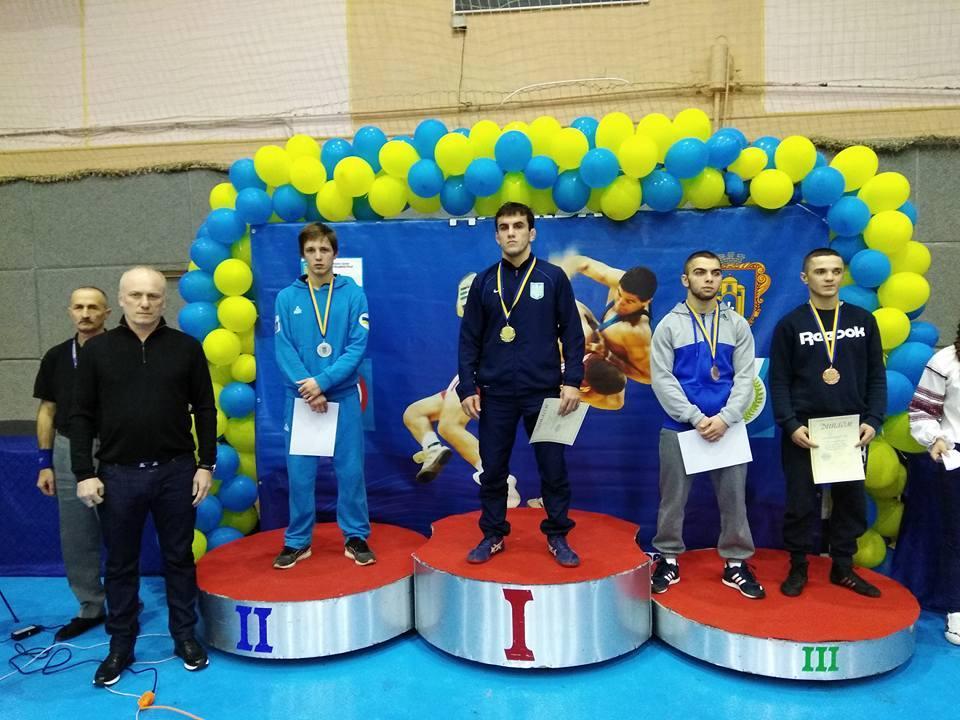 Кубок України з вільної боротьби