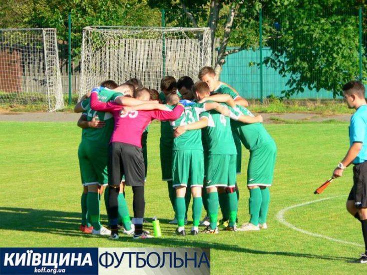 Першість Київщини з футболу. Огляд 3-го туру. фото