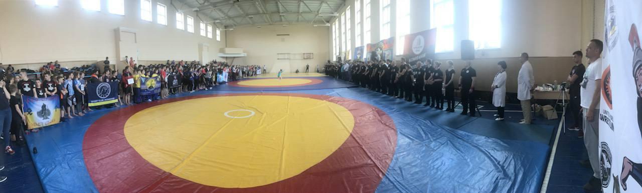 Чемпіонат України з панкратіону, Тернопіль. Фото