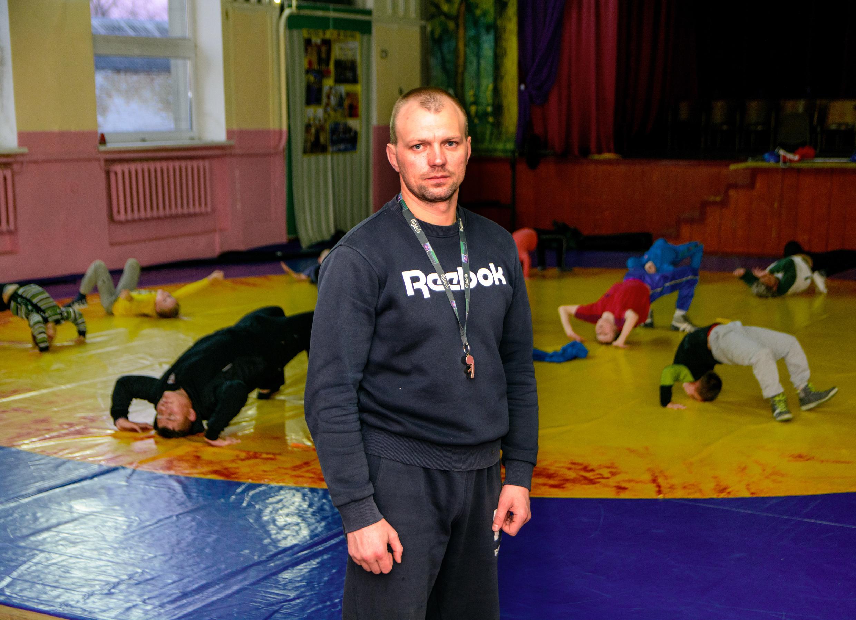 Денис Дрондін. Фото