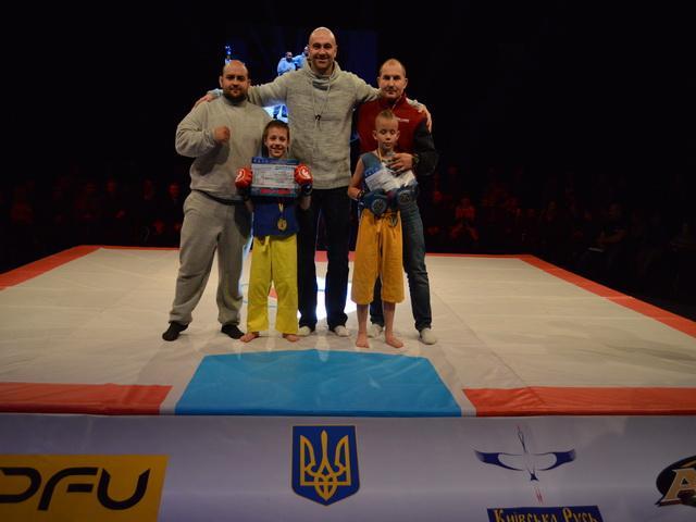 Змагання з фрі-файту, Київська область