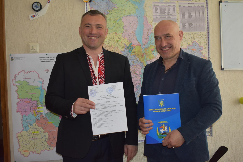 Сергій Тимофєєв, Андрій Примаченко. Фото