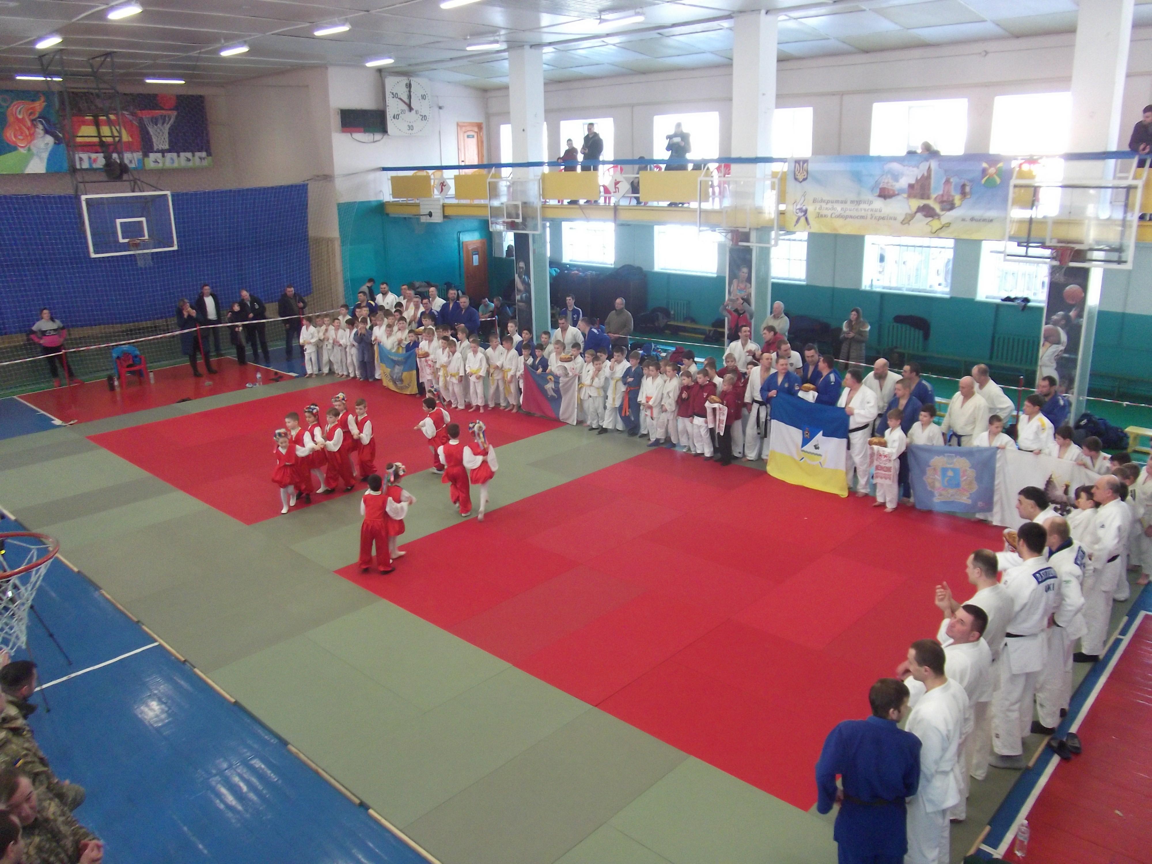 Всеукраїнський турнір з дзюдо, Фастів. Фото