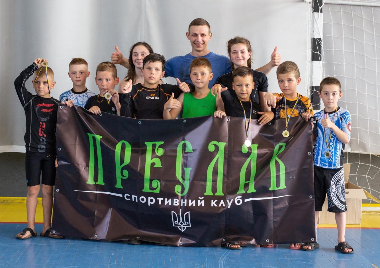 СК Преслав, чемпіонат з джиу-джитсу. Фото