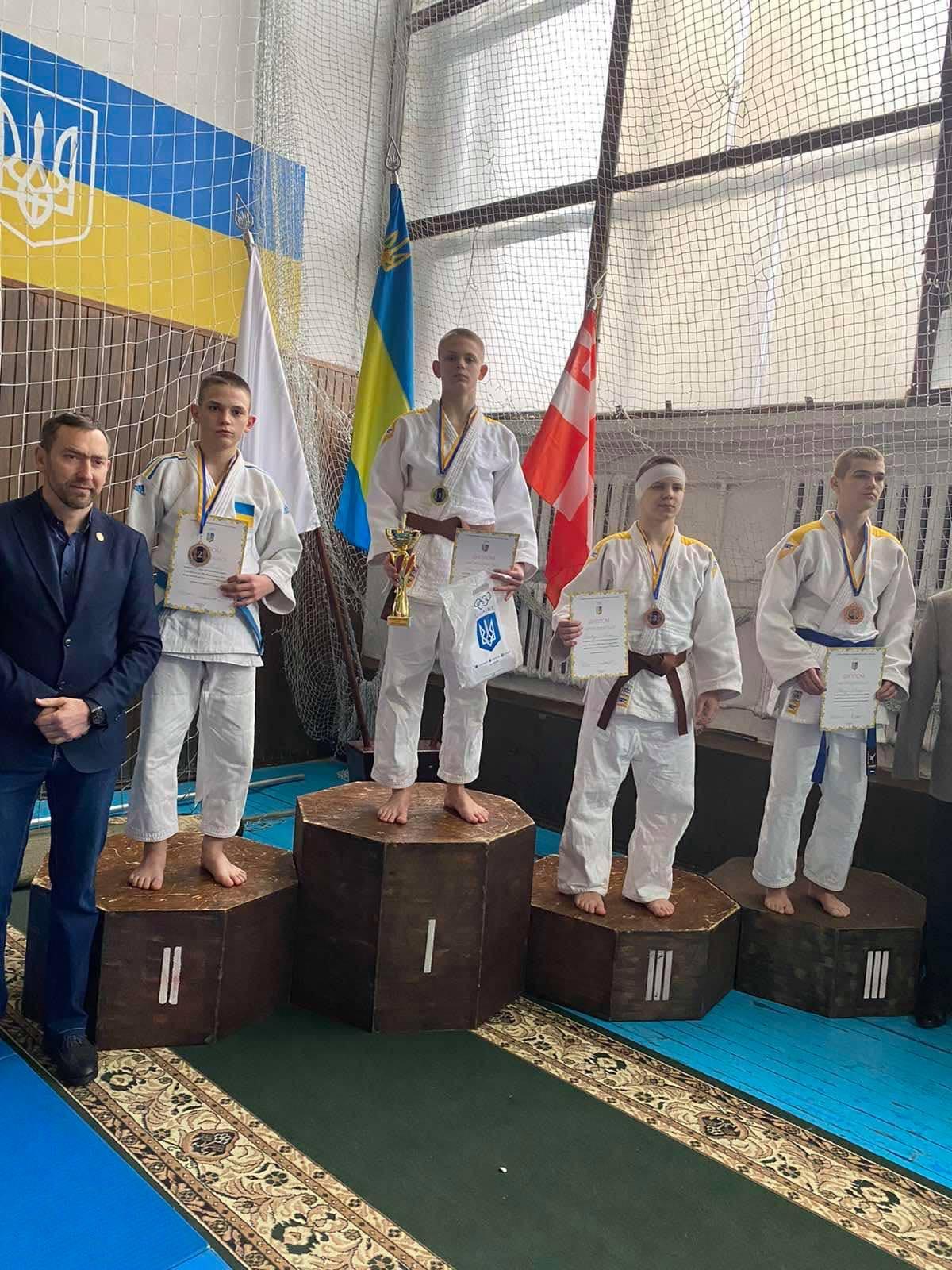 Всеукраїнський турнір з дзюдо Руслана Машуренка, Луцьк. фото