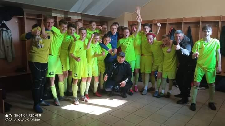 Чемпіонат України з футболу (вища ліга,  ДЮФЛУ). Підсумки 12-го та 13-го турів. фото