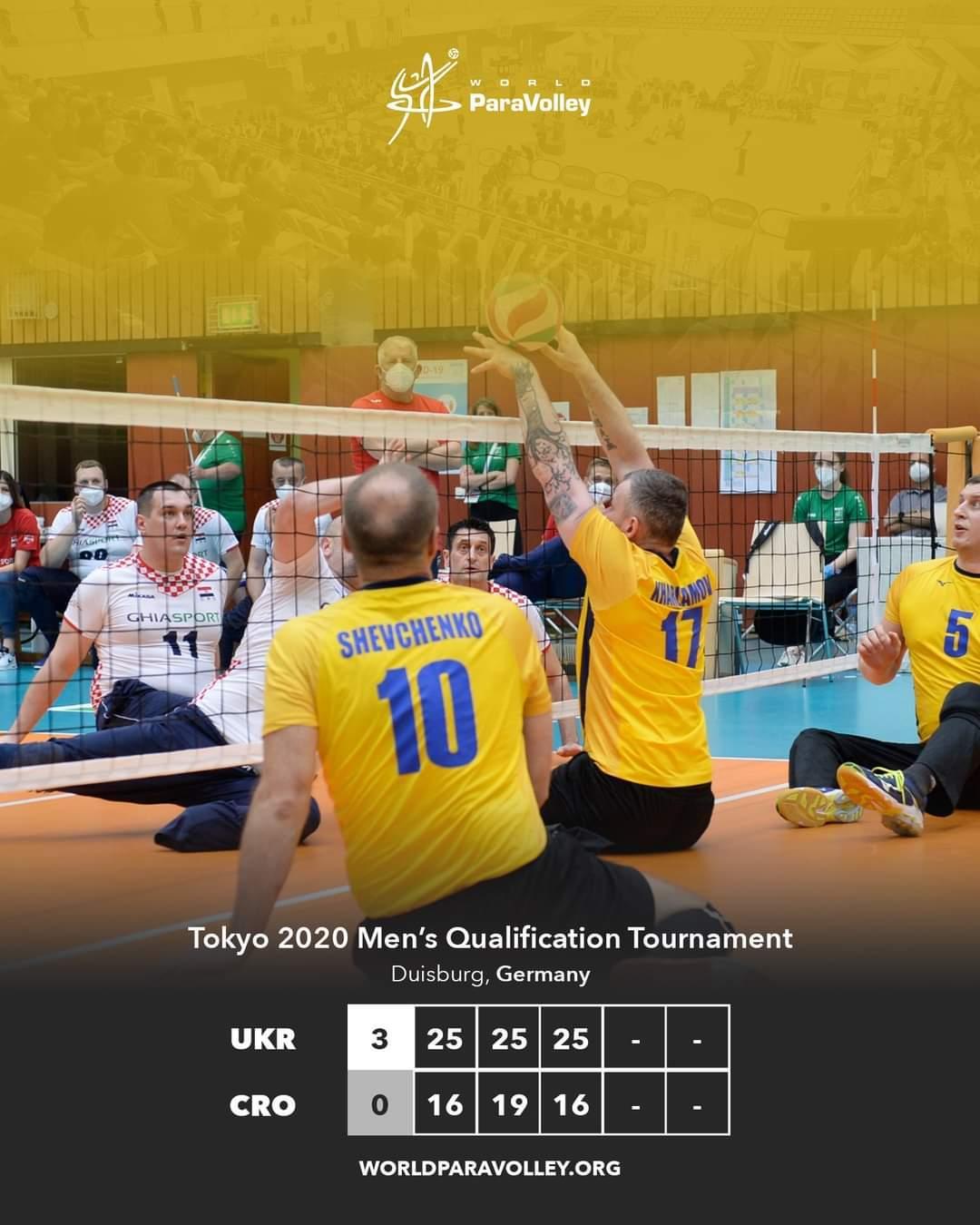 міжнародний турнір з волейболу сидячи , Німеччина. фото