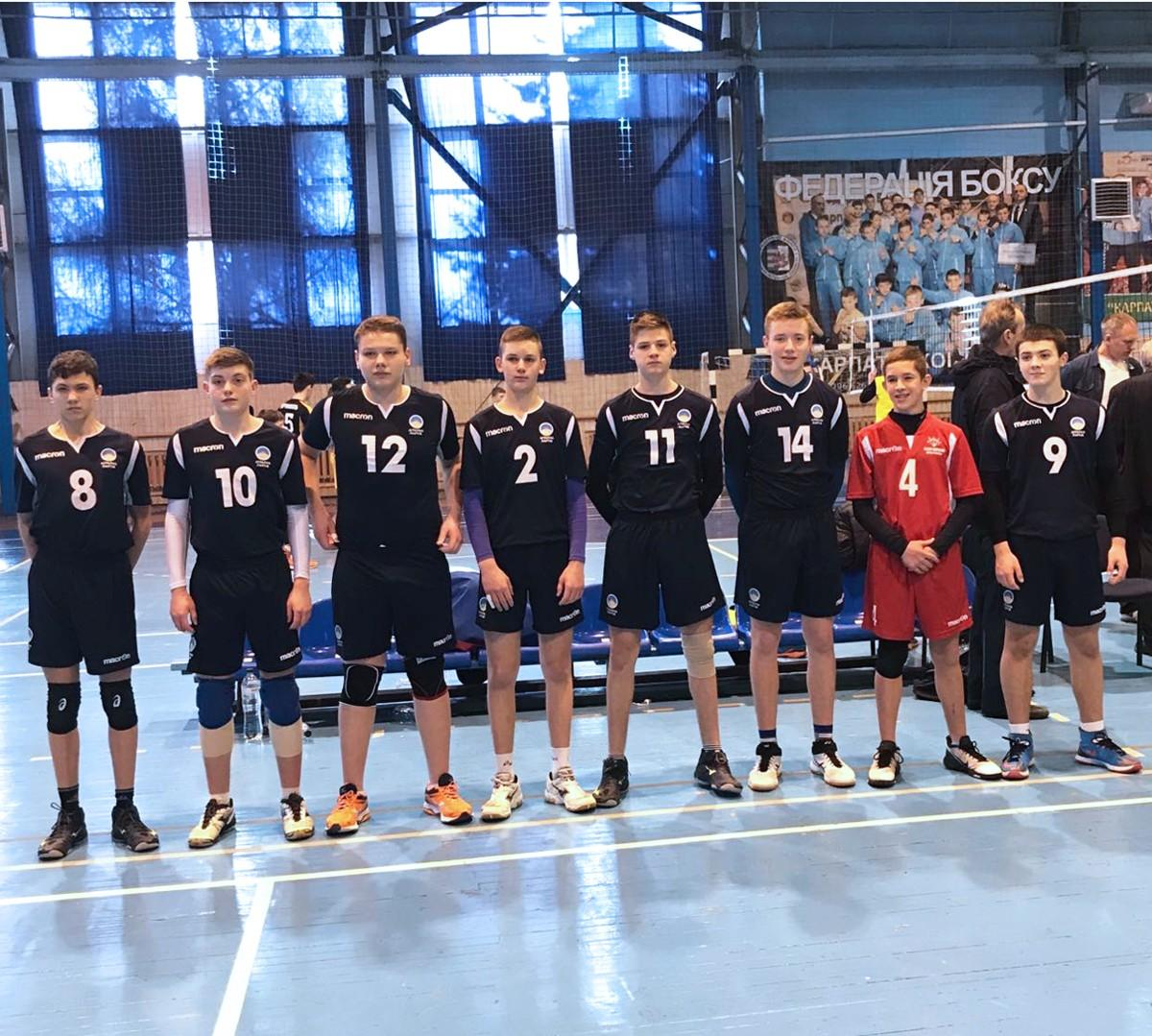 Чемпіонат України Дитяча ліга з волейболу, 3 тур. Фото