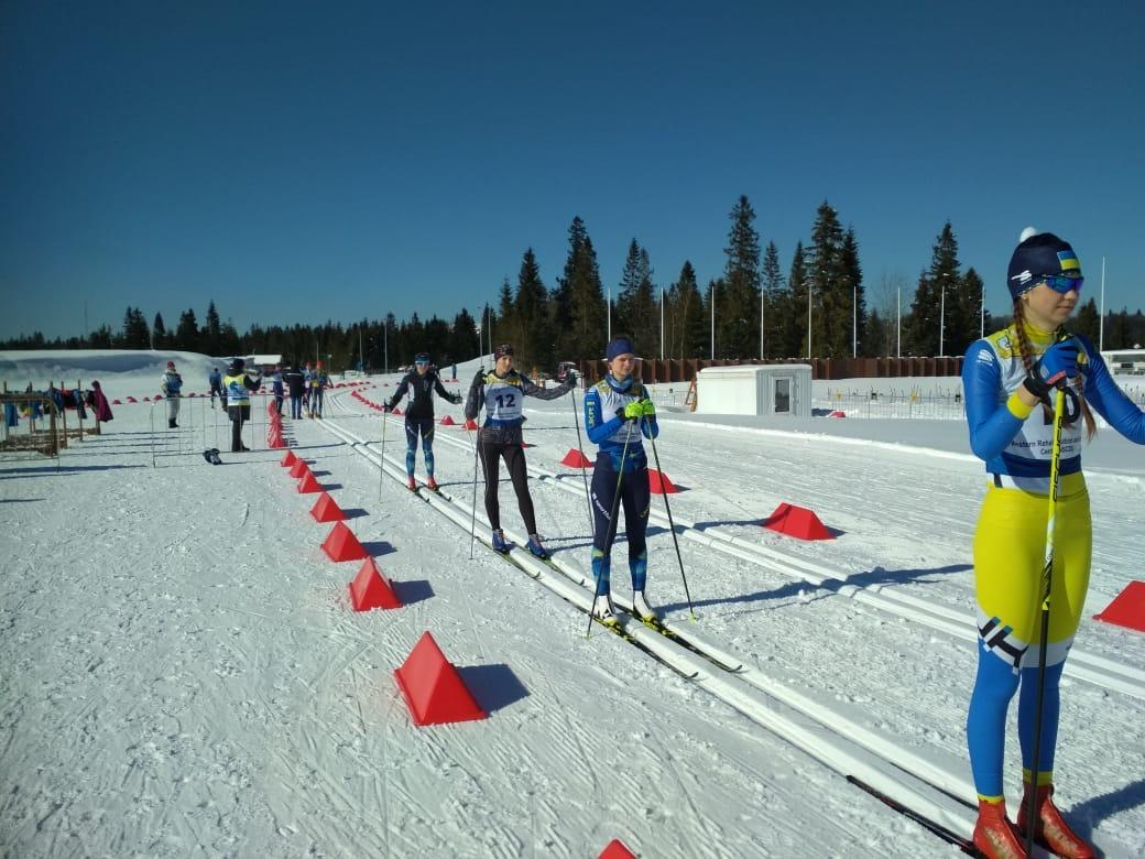 Кубок України з лижних гонок. Фото
