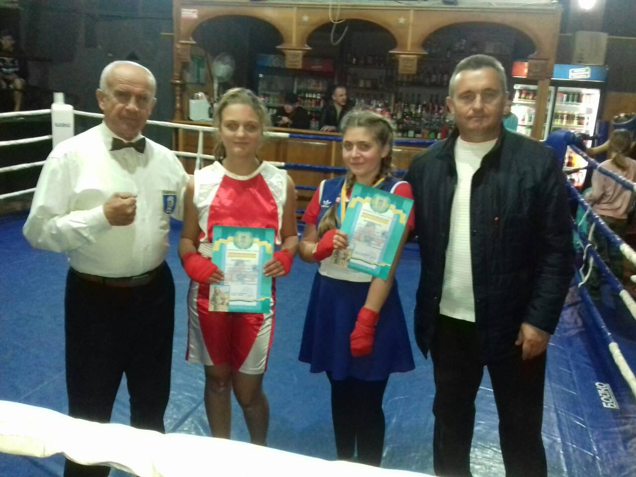 Турнір з боксу пам'яті учасника АТО Сергія Цимбала. Фото