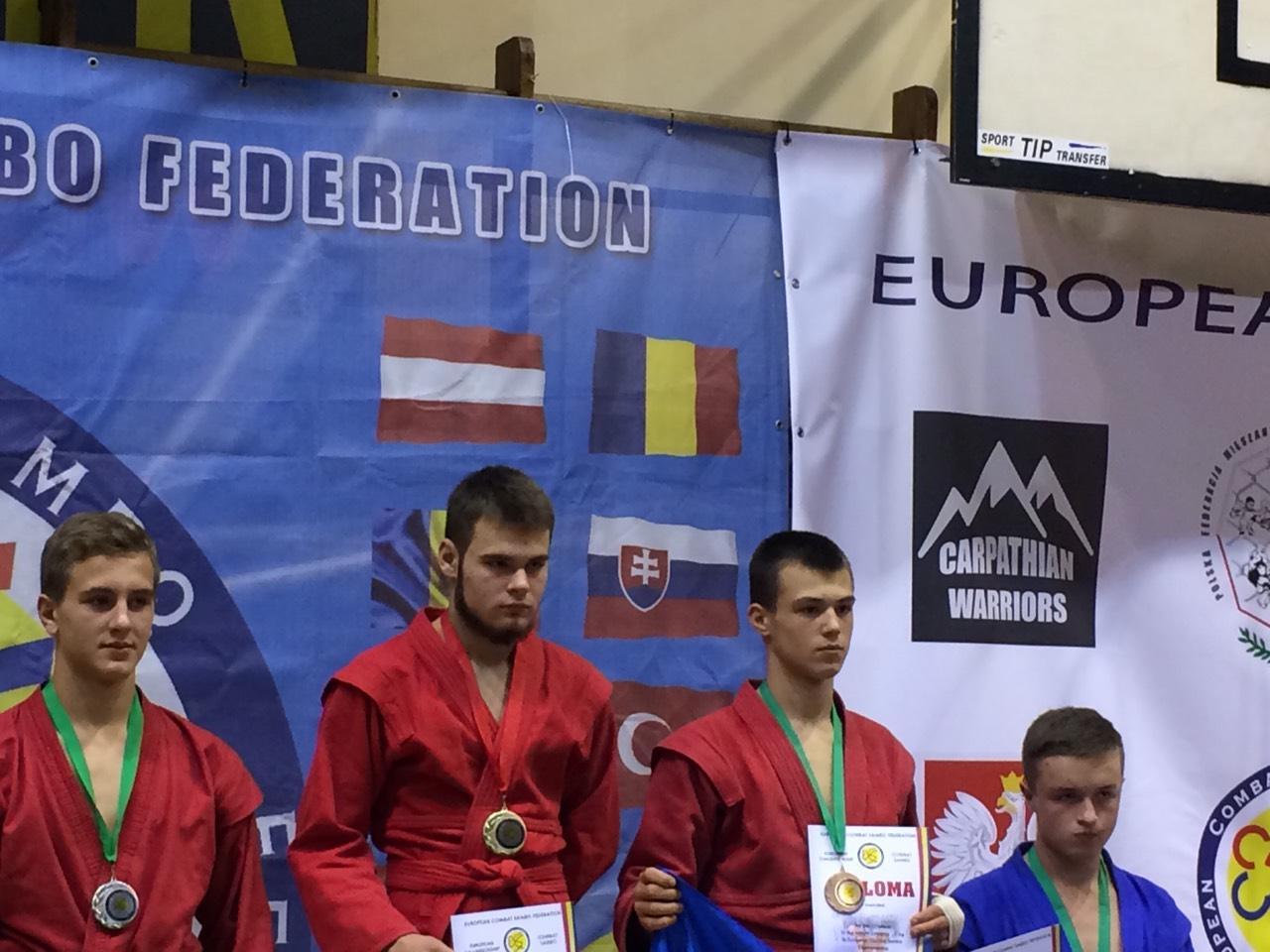 Чемпіонат Європи з бойового самбо, Жешув. Фото