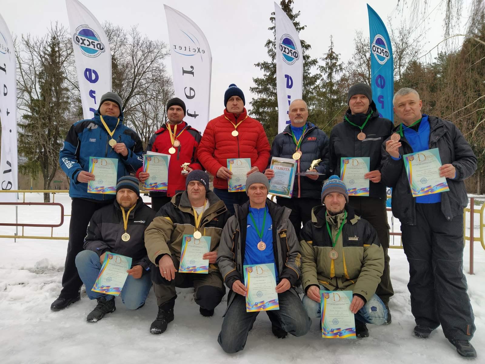 Чемпіонат України з риболовного спорту, Харківська область. Фото