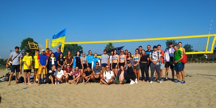 чемпіонат Київської області з волейболу пляжного, Біла Церква. Фото
