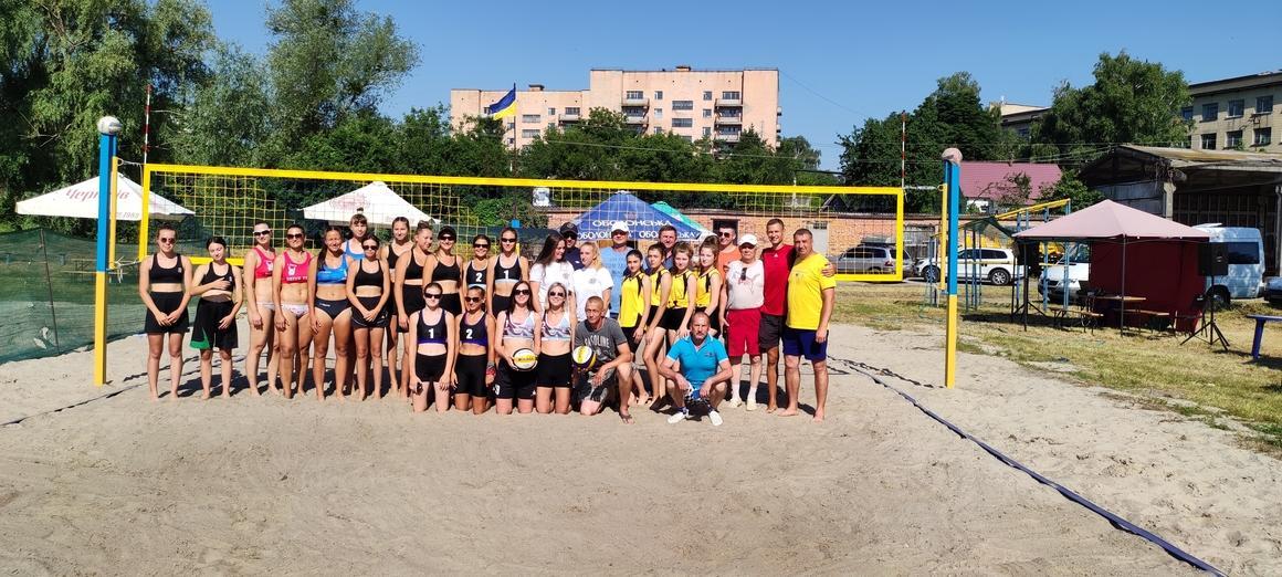 Чемпіонат Київської області з пляжного волейболу, другий тур. фото