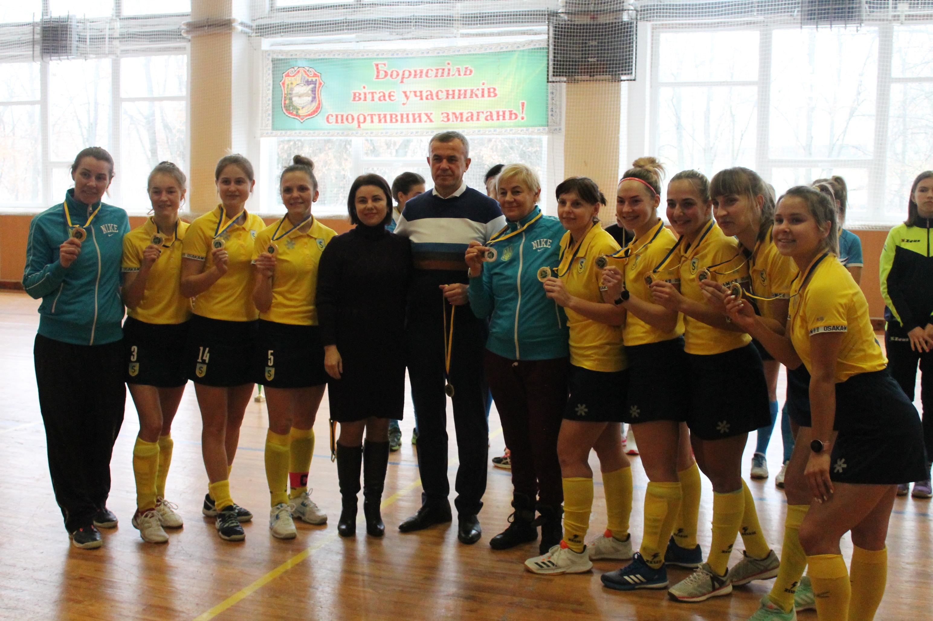 Чемпіонат України з індорхокею, Бориспіь. Фото