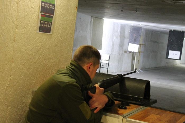 Змаганнями з кульової стрільби, Бориспіль