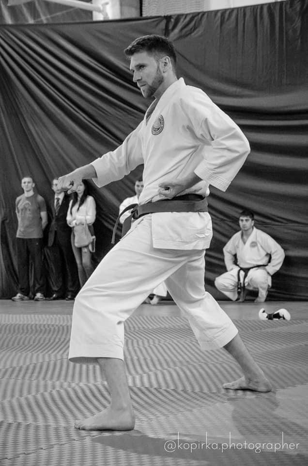 Чемпіонату України з шотокан карате-до. Фото