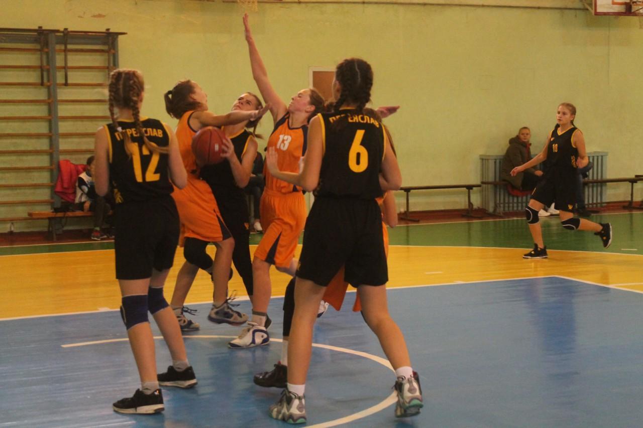 Чемпіонат України з баскетболу, Переяслав. Фото