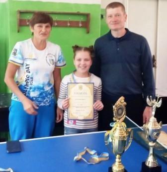 Турнір з настільного тенісу до 1112-річниці Переяслава. фото