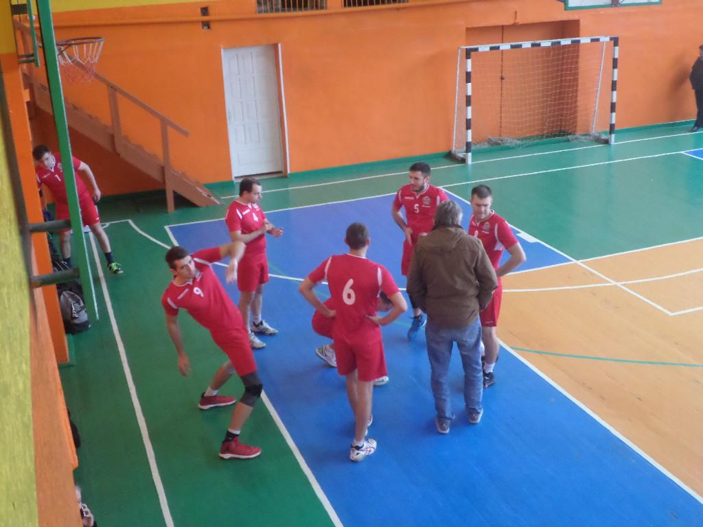 Фінальні матчі з волейболу, Немішаєве. Фото