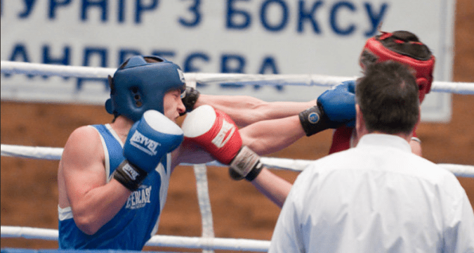 Міжнародний турнір з боксу Андрєєва, Харків. Фото