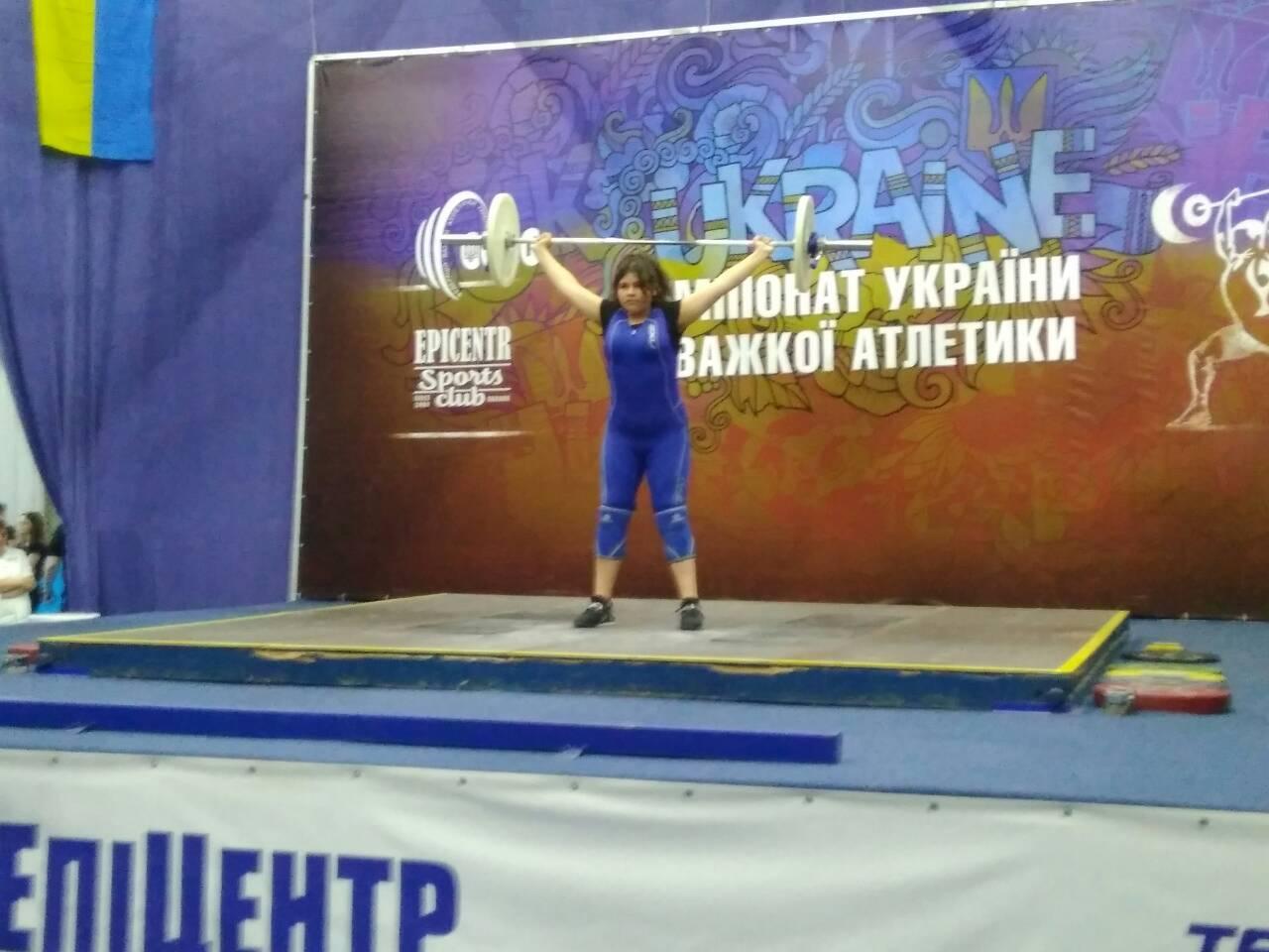 ЧУ важка атлетика, Чорноморськ. Фото