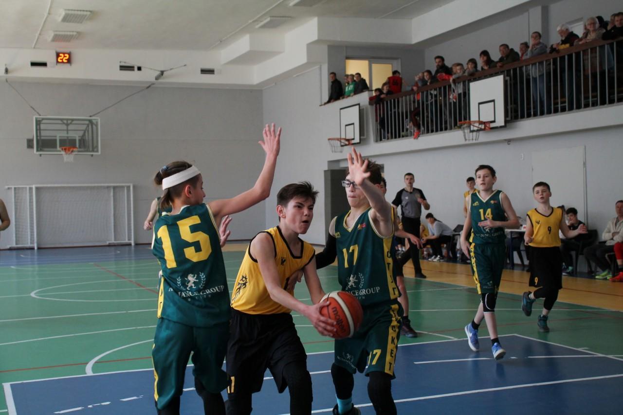Фінал юнацької баскетбольної ліги Київської області, Українка. Фото