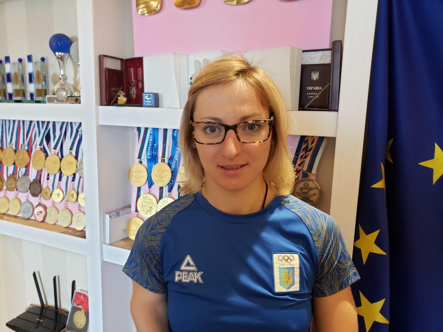 Олександра Кононова. Фото