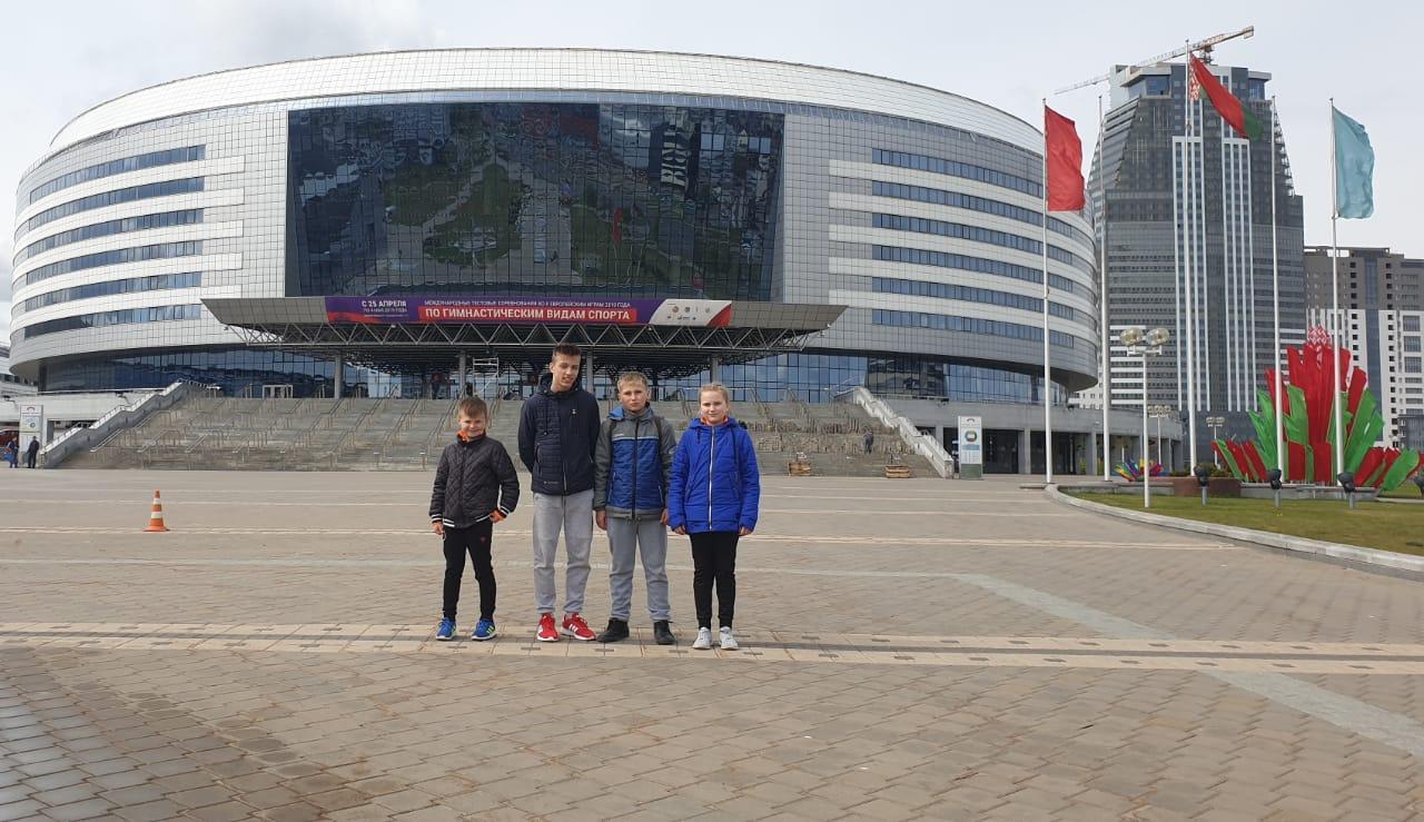 Міжнародний турнір з кікбосингу, Білорусь. Фото