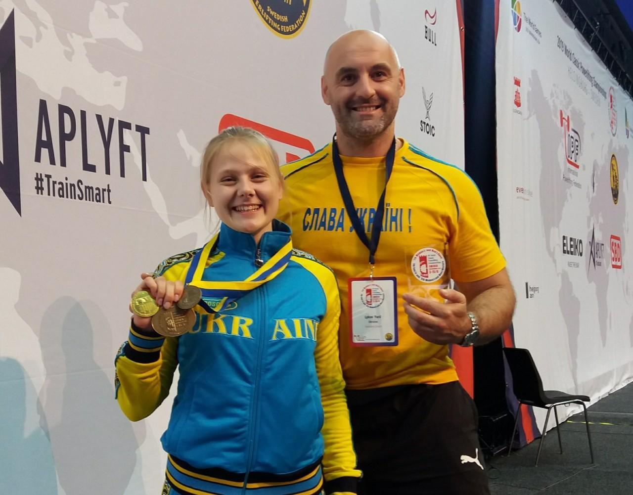 Чемпіонат світу з пауерліфтингу, Швеція. Фото
