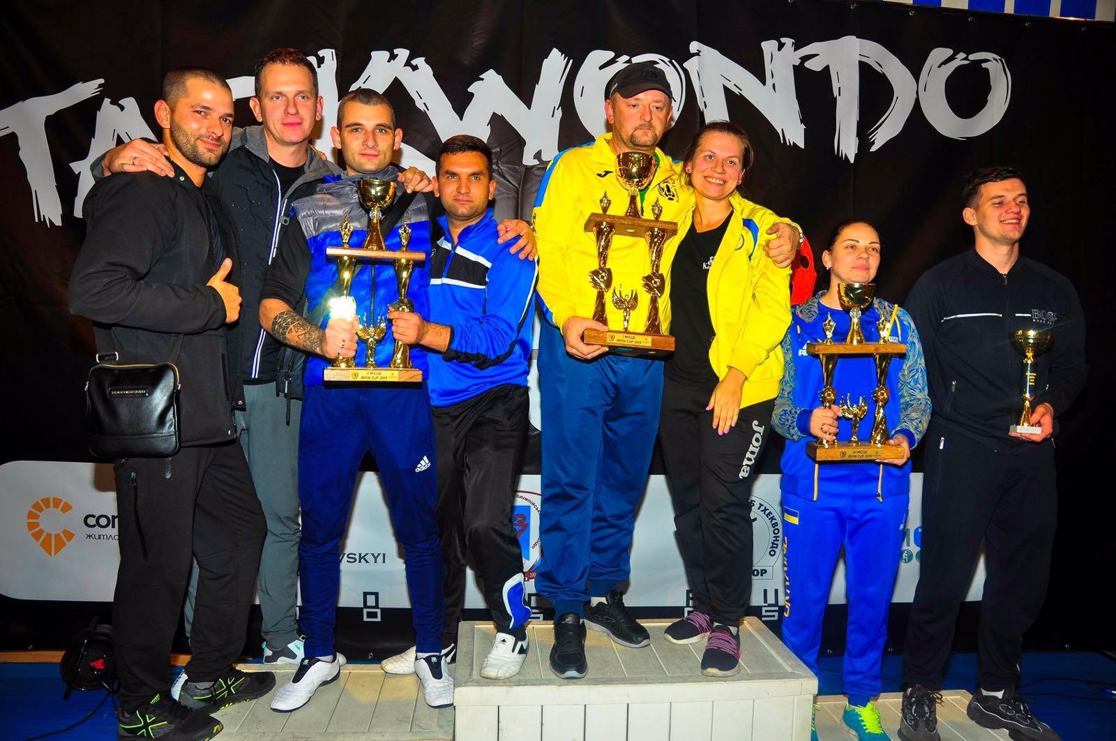 Кубок міста Ірпінь з тхеквондо. Фото
