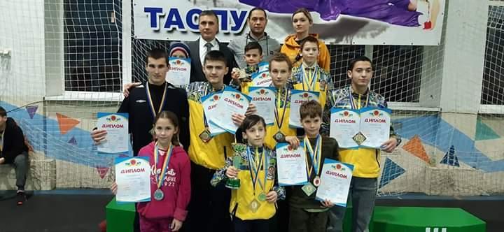 Чемпіонат України з ушу-саньда, Херсон. Фото