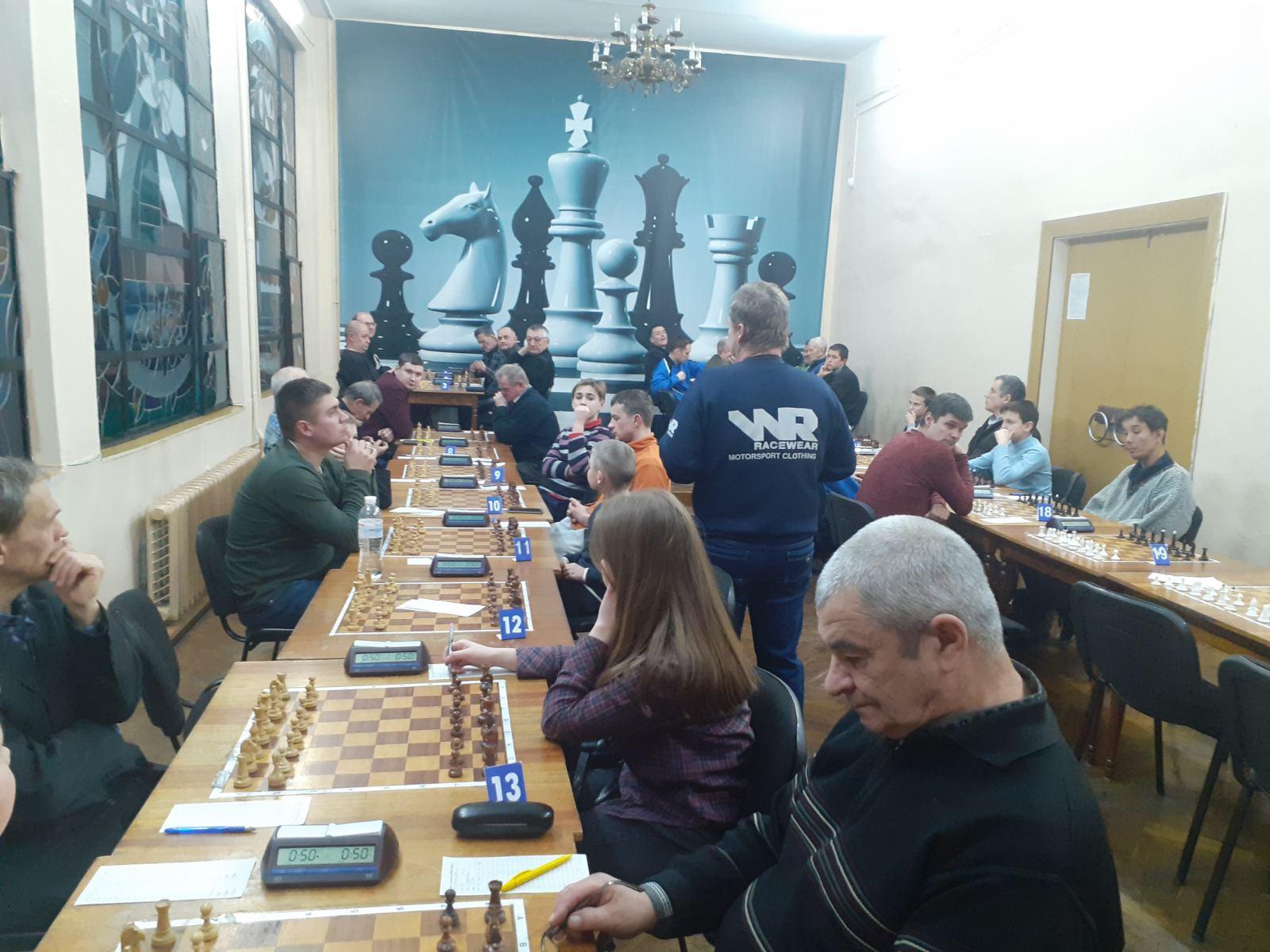 Чемпіонат Київської області з шахів, Біла Церква. Фото
