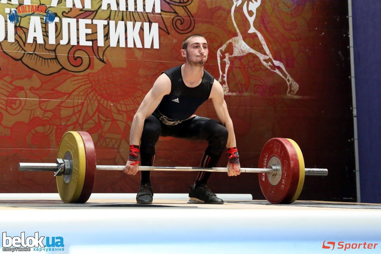 Чемпіонат України з важкої атлетики, Хмельницький. фото