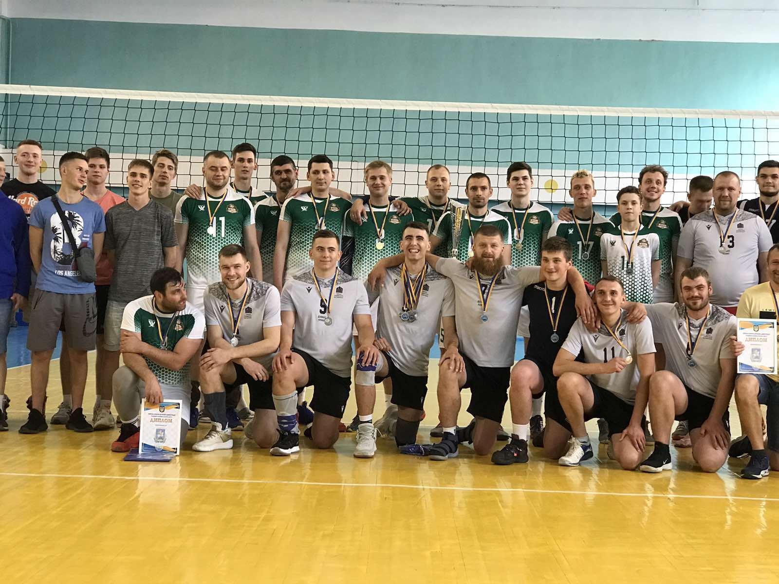 Чемпіонат Київської області з волейболу 2021. фото