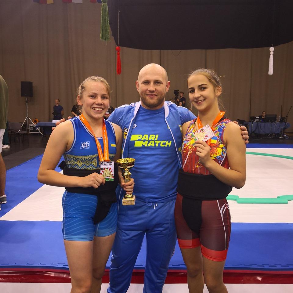 Чемпіонат Європи з сумо, Угорщина. Фото