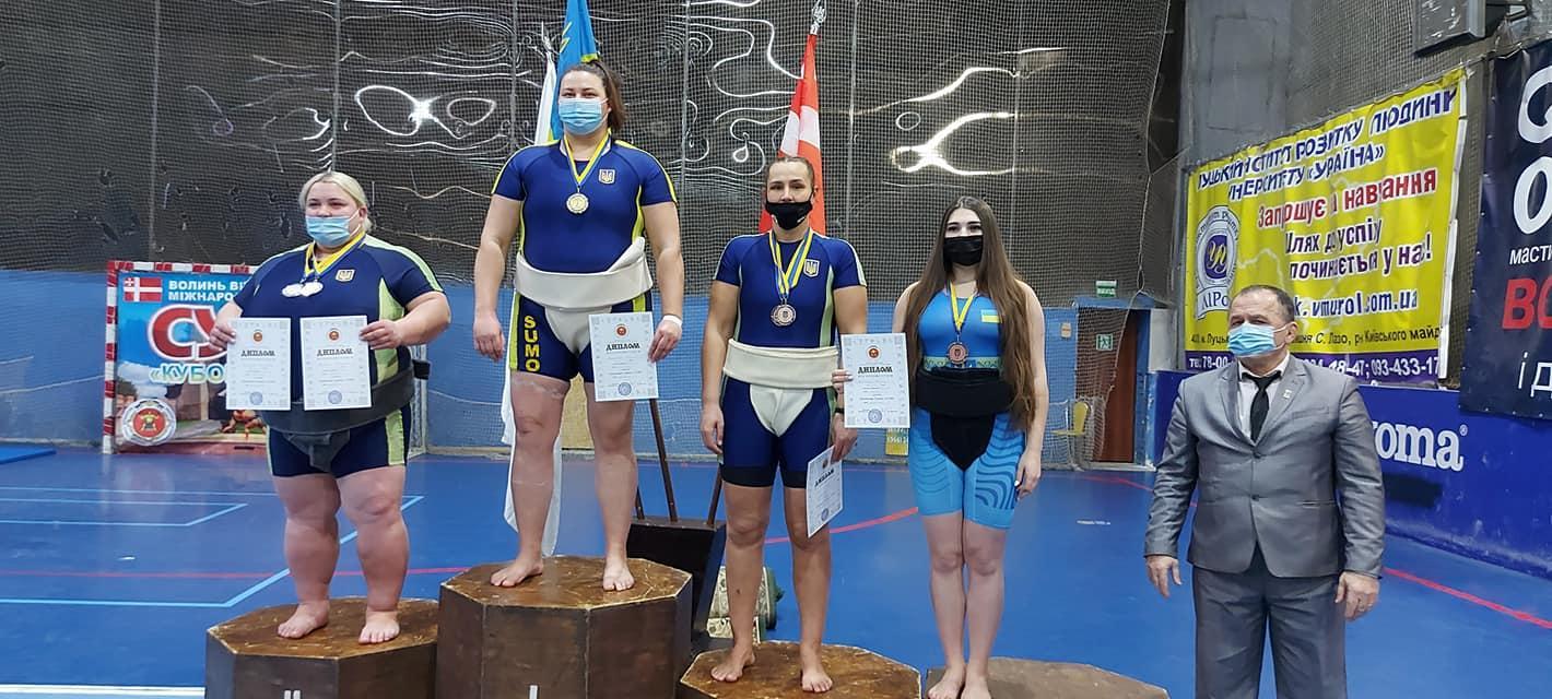 Чемпіонат України з сумо серед дорослих. фото
