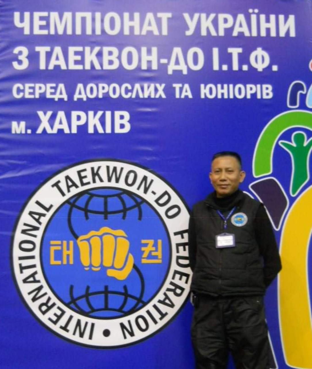 Чемпіонат України з таеквондо