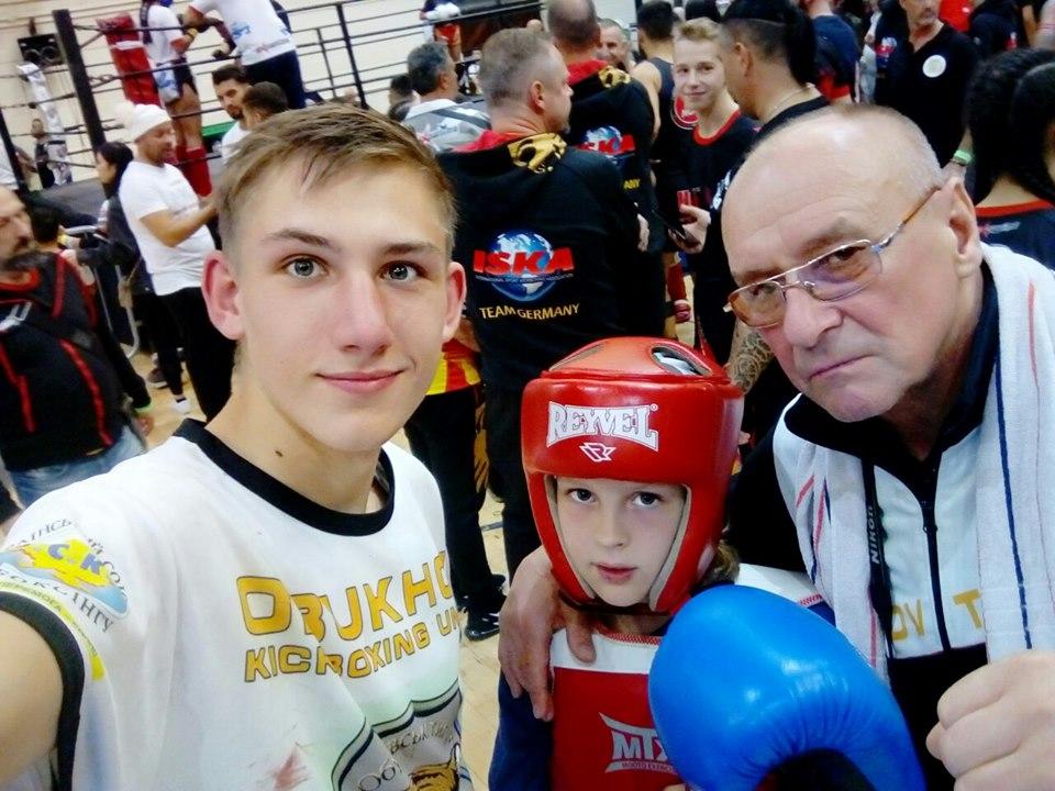 Чемпіонат світу з кікбоксингу ІСКА, Ірландія. Фото