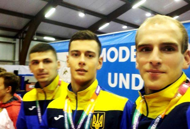 Чемпіонат Європи з п'ятиборства, Польща. Фото