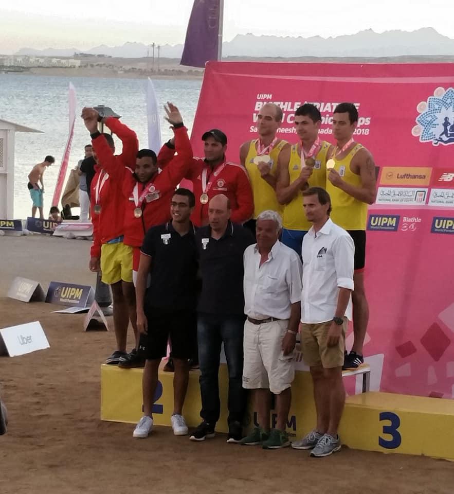 Чемпіонат світу з п'ятиборства, Єгипет. Фото