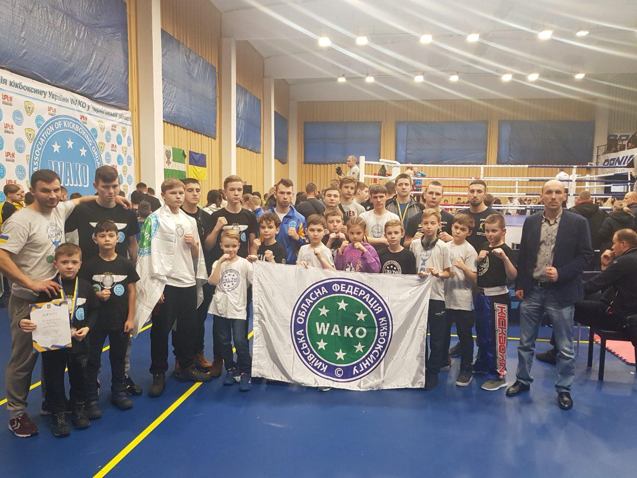 Чемпіонат України з кікбоксингу ВАКО серед студентів. фото