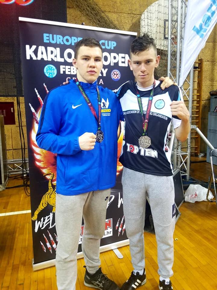 Кубок Європи з кікбоксингу WAKO – Karlovac Open. фото