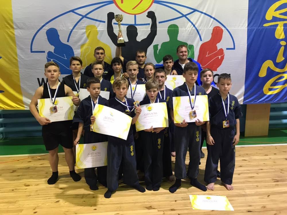 Чемпіонат України з хортингу, Запоріжжя. Фото