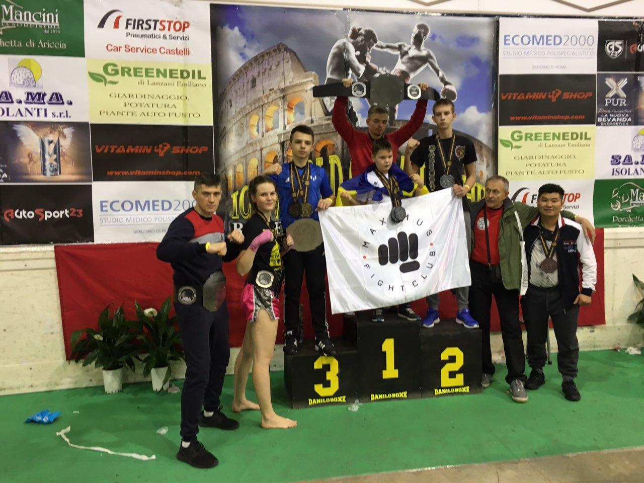 Чемпіонат світу з комбат самозахист ІСО, Рим. Фото