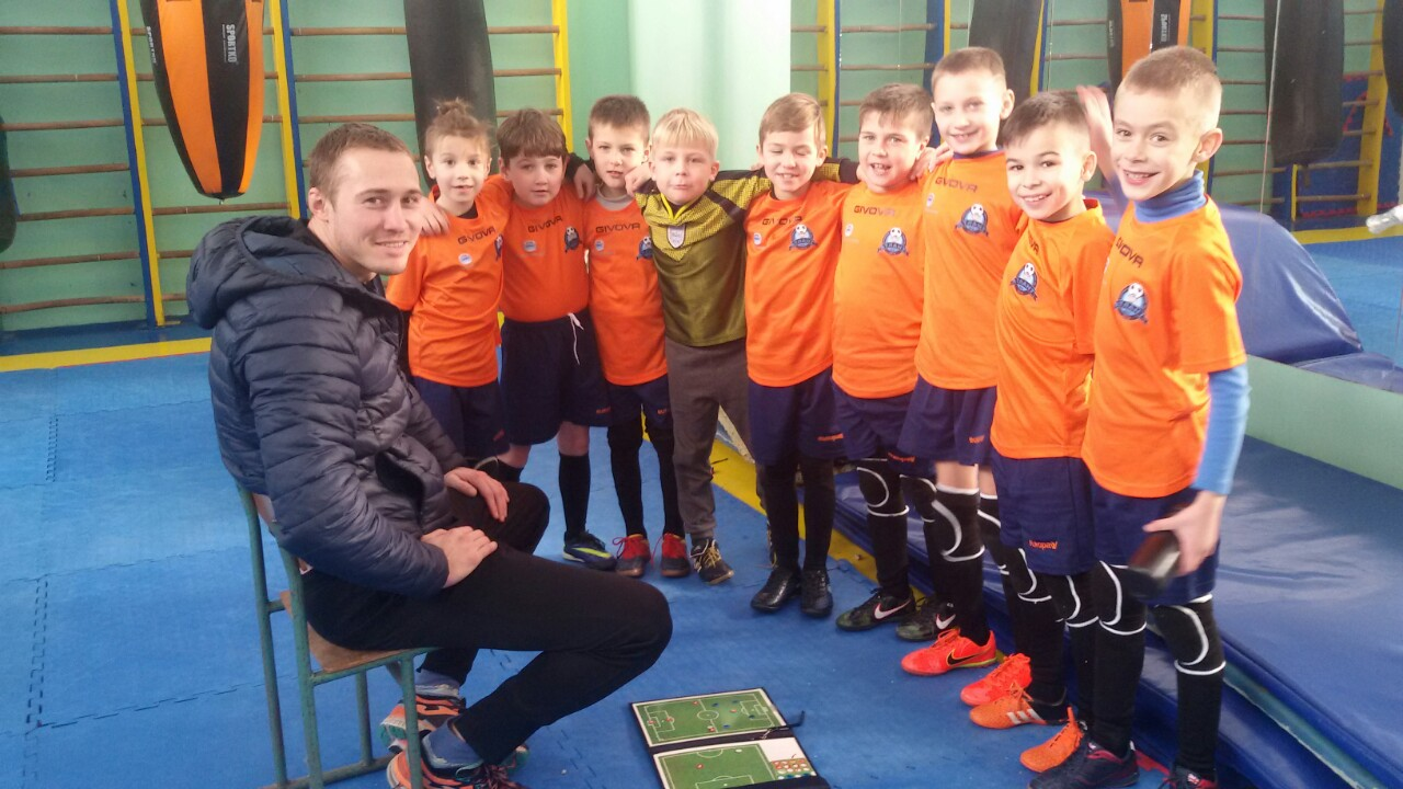 Змагання з футзалу «Кубок дружби», Переяслав. Фото