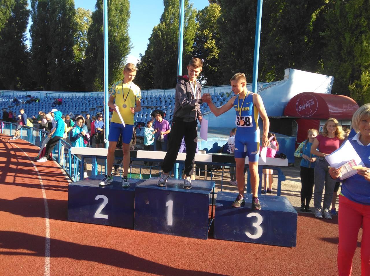 Чемпіонат України з легкої атлетики, Харків. Фото