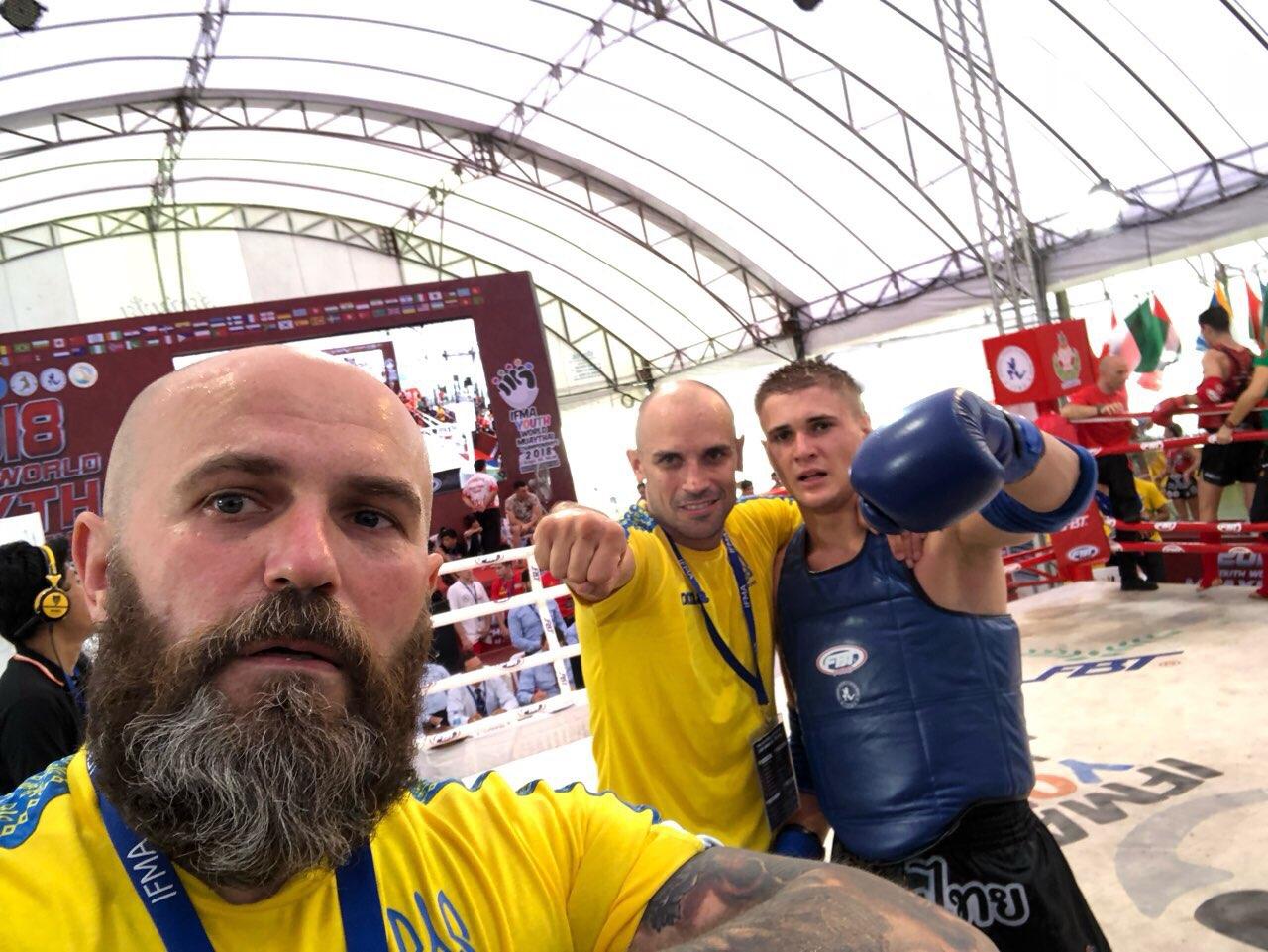 ЧЄ з таїландського боксу, Бангкок. Фото